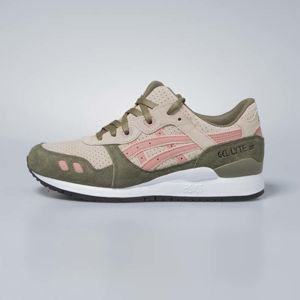 Asics women sneakers Gel-Lyte III amberlight / rose dawn H8B6L-1725