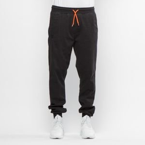 BOR pants B-Outline Jogger black / orange