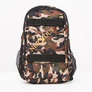 Backpack Nervous Classic camo