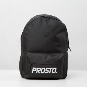 Backpack Prosto Klasyk Cube black