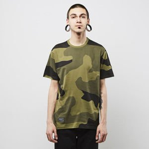 Backyard Cartel Big Woodland T-Shirt khaki SS2017