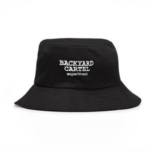 Backyard Cartel Bucket Hat Experiment black