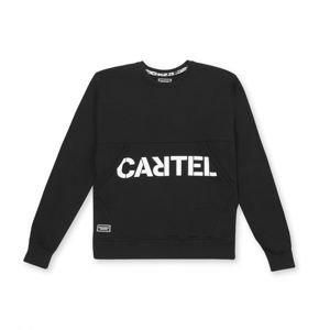 Backyard Cartel Crewneck Sabotage black SS2018