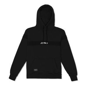 Backyard Cartel Hoody Cream black