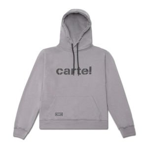 Backyard Cartel Hoody Disaster grey FW2017