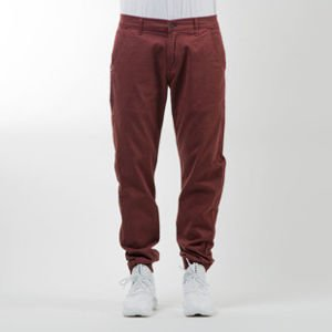 Backyard Cartel Jogger claret