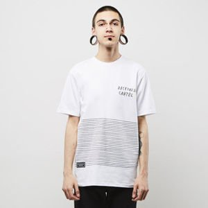 Backyard Cartel Line T-Shirt white SS2017