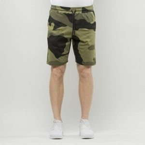 Backyard Cartel Shorts Big Woodland khaki SS2017
