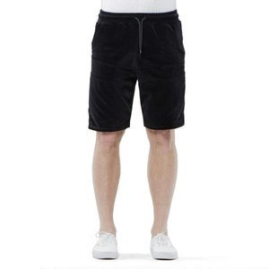 Backyard Cartel Shorts Smooth black SS2017