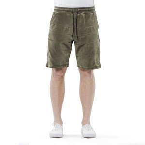 Backyard Cartel Shorts Smooth khaki SS2017