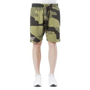 Backyard Cartel Shorts Trigger khaki SS2018