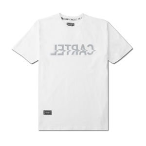 Backyard Cartel Signal T-Shirt white