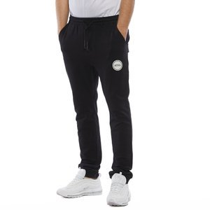 Backyard Cartel Sweatpants Cream black
