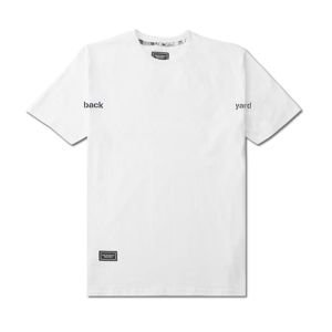 Backyard Cartel T-Shirt Trouble white