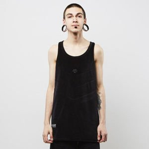 Backyard Cartel Tank Top Smooth black SS2017