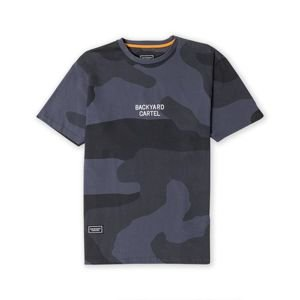 Backyard Cartel Trigger black camo SS2018