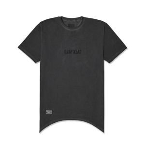Backyard Cartel Wings T-shirt washed black