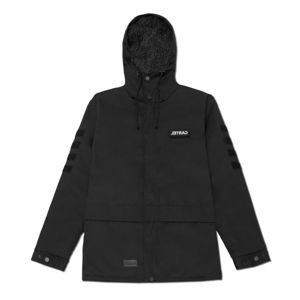 Backyard Cartel winter jacket Shield Jacket black