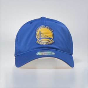Cap Mitchell & Ness Golden State Warriors royal Light & Dry Strapback Current