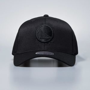 Cap Mitchell & Ness snapback Golden State Warriors black Flexfit 110