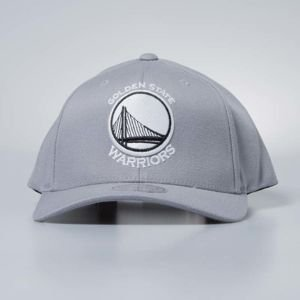 Cap Mitchell & Ness snapback Golden State Warriors grey Gull Grey 110