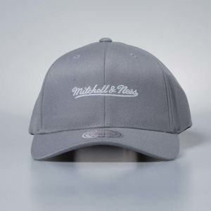Cap Mitchell & Ness snapback Own Brand grey Gull Grey 110
