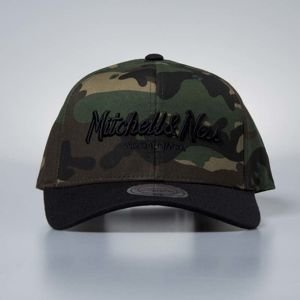 Cap Mitchell & Ness snapback Own Brand woodland camo / black Camo Flexfit 110