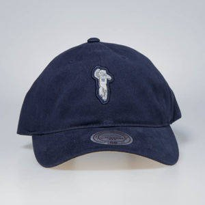 Cap Mitchell & Ness strapback Memphis Grizzlies navy Team Mascot Slouch