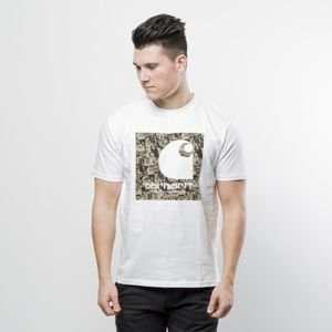 Carhartt WIP C Collage T-Shirt white