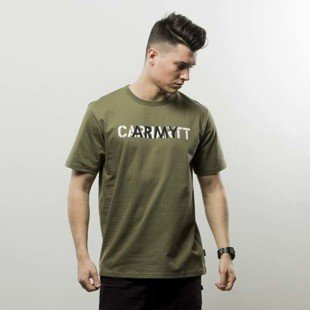 Carhartt WIP CA Training T-Shirt rover green