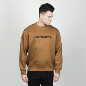 Carhartt WIP Crewneck Carhartt Sweat hamilton brown