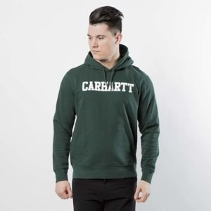 Carhartt WIP Hooded College Sweat tasmania / white I024669