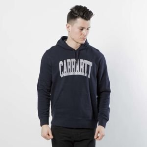 Carhartt WIP Hooded Division Sweat dark navy / multicolor I024675