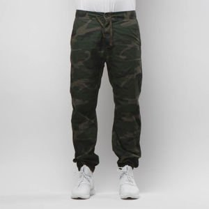 Carhartt WIP Marshall Jogger Columbia camo combat green rinsed