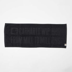 Carhartt WIP Stage Towel black