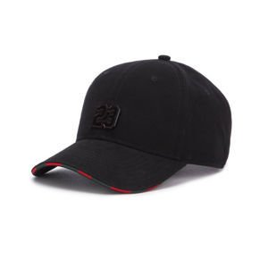 Cayler & Sons BLACK LABEL CSBL Constrictor Curved Cap black / red