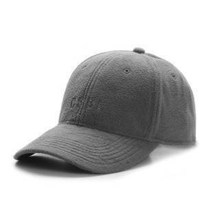 Cayler & Sons BLACK LABEL CSBL First Division Curved Cap grey sherpa / grey CSBL-HD16-CRVD-02