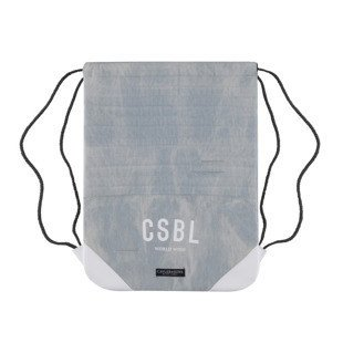 Cayler & Sons BLACK LABEL Moto Gymbag light blue denim / white BL-CAY-AW16-GB-01