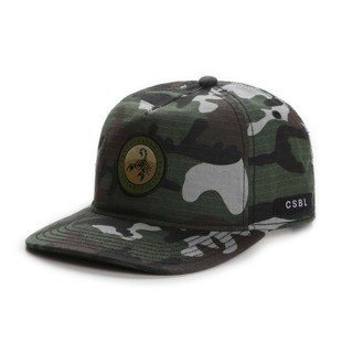 Cayler & Sons BLACK LABEL snapback CSBL First Division Deconstruct Cap multicolor