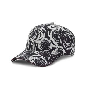 Cayler & Sons Black Label Beyond Reach Curved Cap black / white