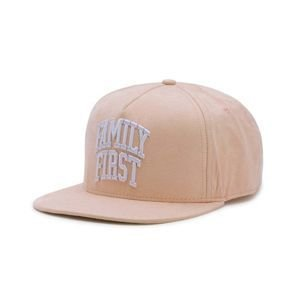 Cayler & Sons Black Label Priority Cap light peach / white