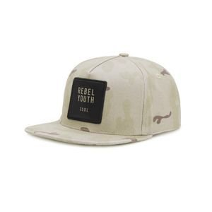 Cayler & Sons Black Label Rebel Youth Cap desert camo / black