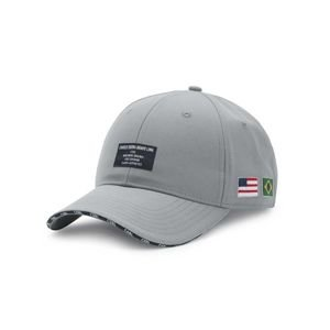 Cayler & Sons Black Label Sierra Bravo Curved Cap grey / navy