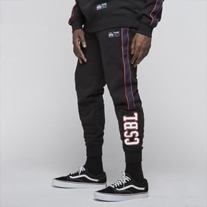 Cayler & Sons Black Label Worldwide Classic Sweatpants black / red