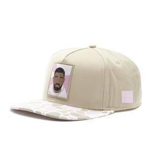Cayler & Sons C&S WL Real Good Snapback Cap sand