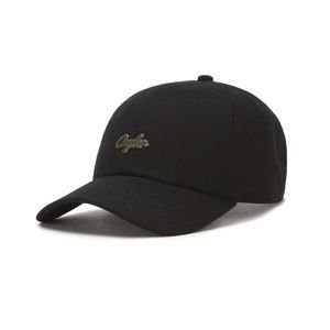 Cayler & Sons COPPER LABEL CL Pinned Curved Cap black/atuiqe gold