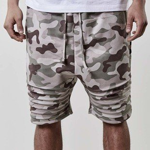 Cayler & Sons Doomed Low Crotch Suedeshorts multicolor CSBL-SS17-AP-50