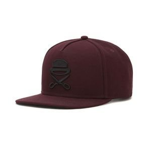 Cayler & Sons PREMIUM AUTHENTICS PA Icon Cap bordeaux / black
