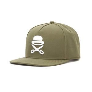 Cayler & Sons PREMIUM AUTHENTICS PA Icon Cap olive / white