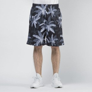Cayler & Sons Palms Mesh Shorts black /grey WL-CAY-SU16-AP-17